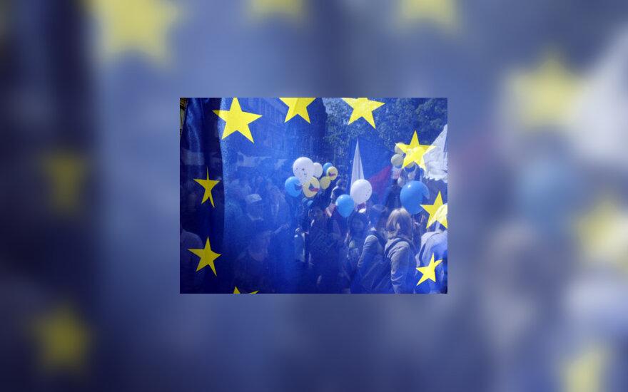 Europos Sąjungos vėliava, ES simboliai