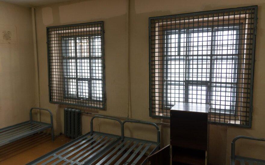 Įkalinimo įstaiga Rusijoje, asociatyvi nuotr.
