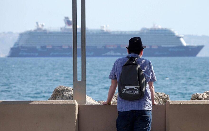Nuosmukis padeda sumažinti masinio turizmo paliekamą anglies pėdsaką