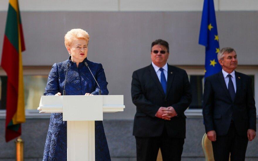 Lietuvos narystės ES 15 metų minėjimo šventė