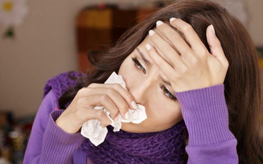 Klausimas specialistui: ar tikrai padeda nosies plovimas peršalus