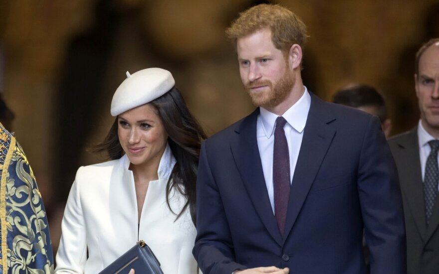 Meghan Markle ir princas Harry