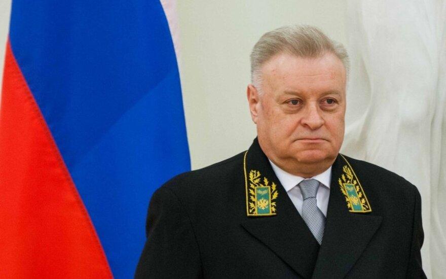 Rusijos ambasadorius išgyrė A. Butkevičių