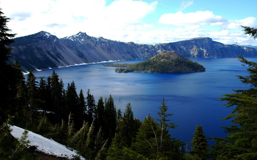 Ežeras JAV, Oregonas