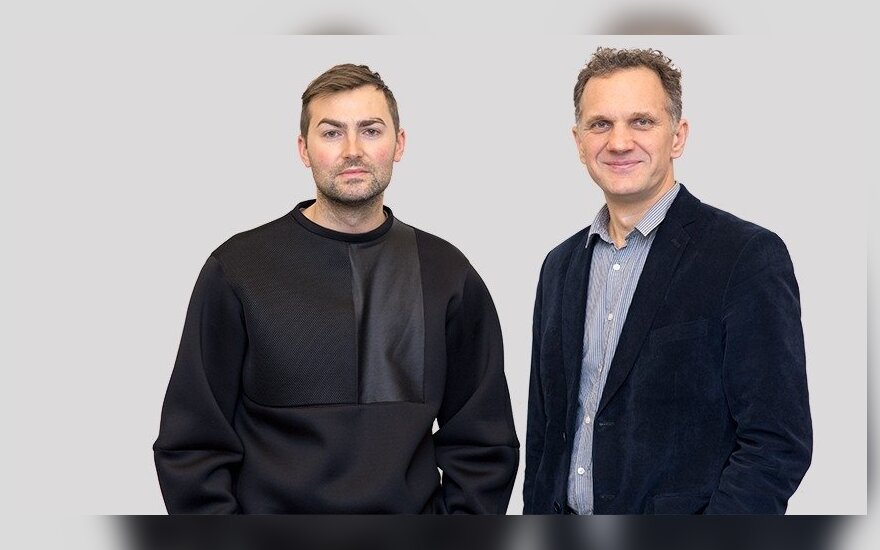 Mindaugas Jackevičius ir Ridas Jasiulionis