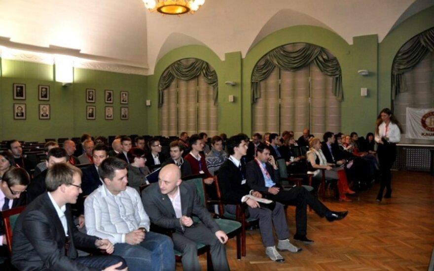"""""""Rotary Akademijos 2012"""" startas Kaune"""