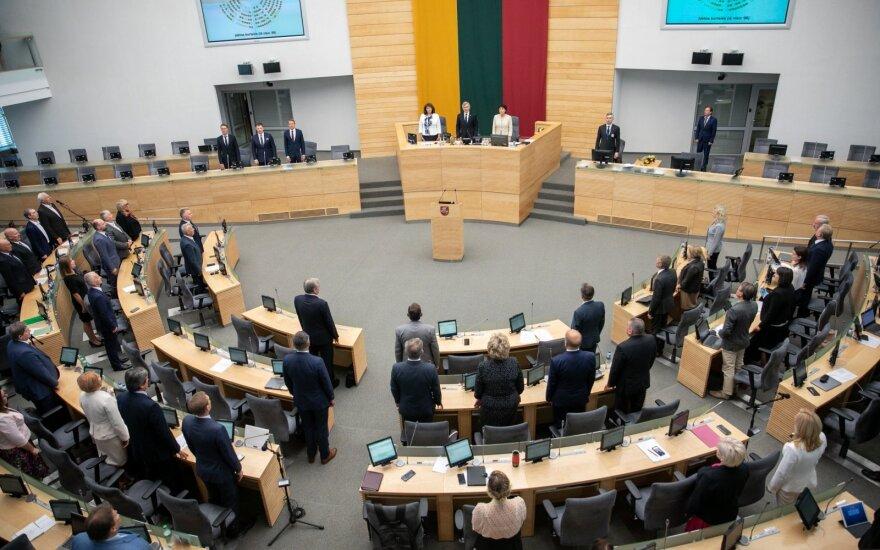 Pirmasis 2020 metų biudžeto projekto svarstymas – kitą savaitę