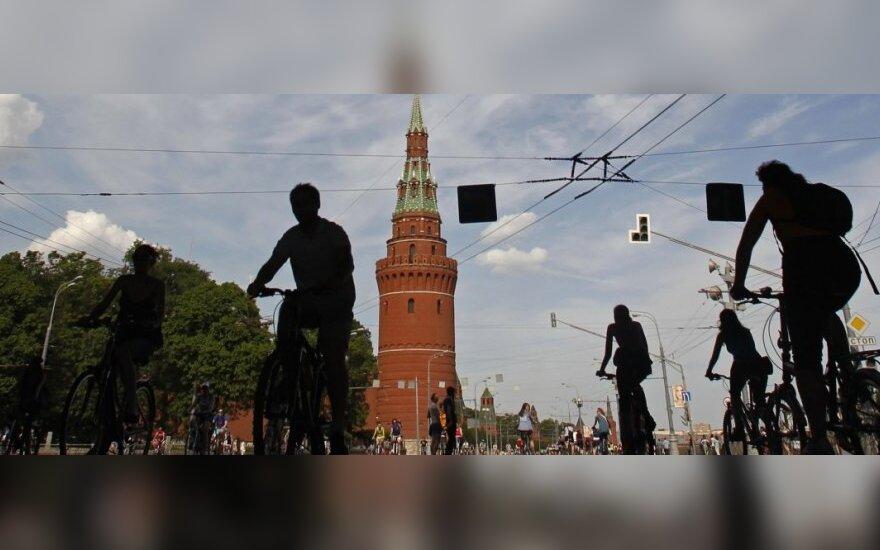 Daugiausia pabėgėlių ES – iš Rusijos