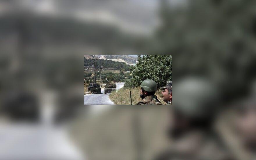 Sirijos pajėgos įžengė į miestą Jisr al-Shughour