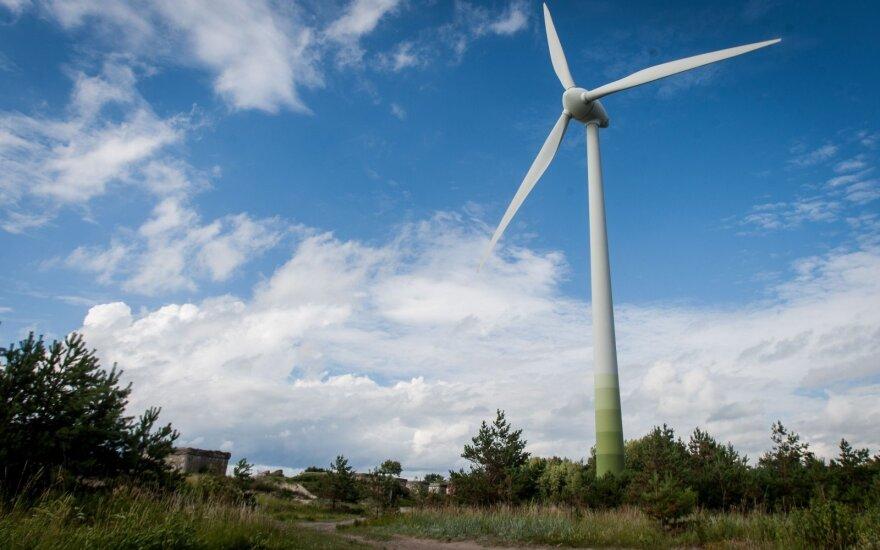 Aplinkosaugininkai pritarė vėjo jėgainių parkui šalia Kruonio HAE