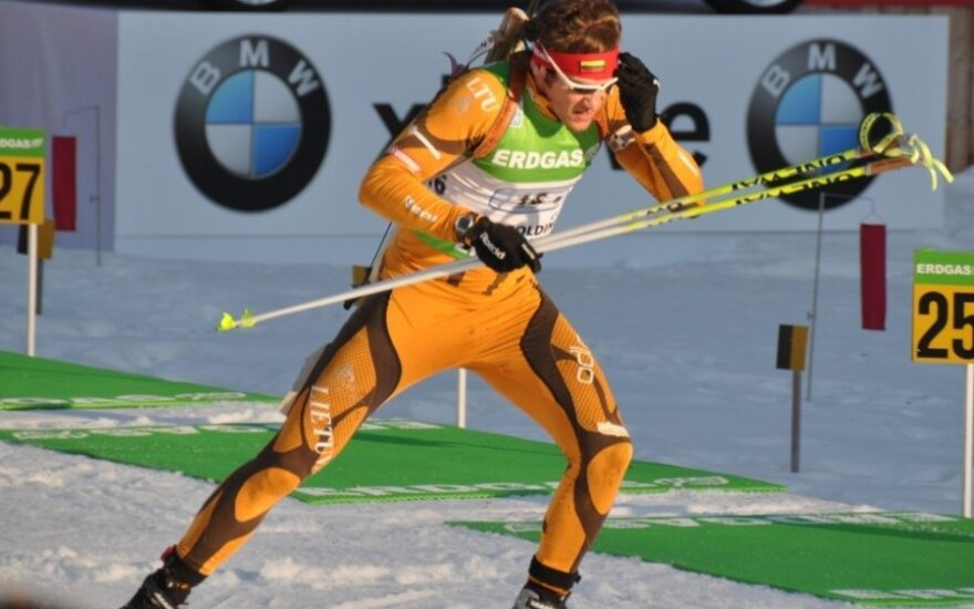 Yla išlindo iš maišo: biatlonininkas K. Zlatkauskas prisipažino vartojęs dopingą