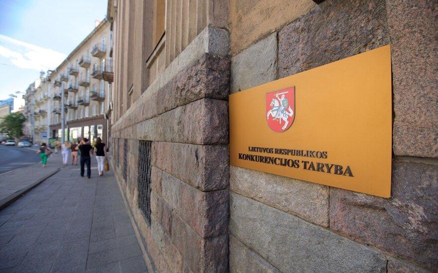 Konkurencijos taryba įtaria statybų bendroves karteliniu susitarimu