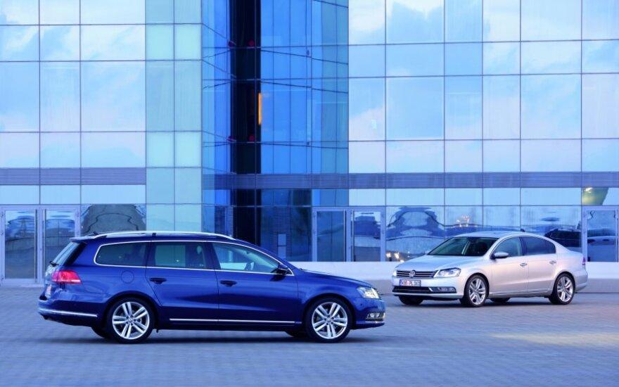 Volkswagen Passat ir Passat Variant