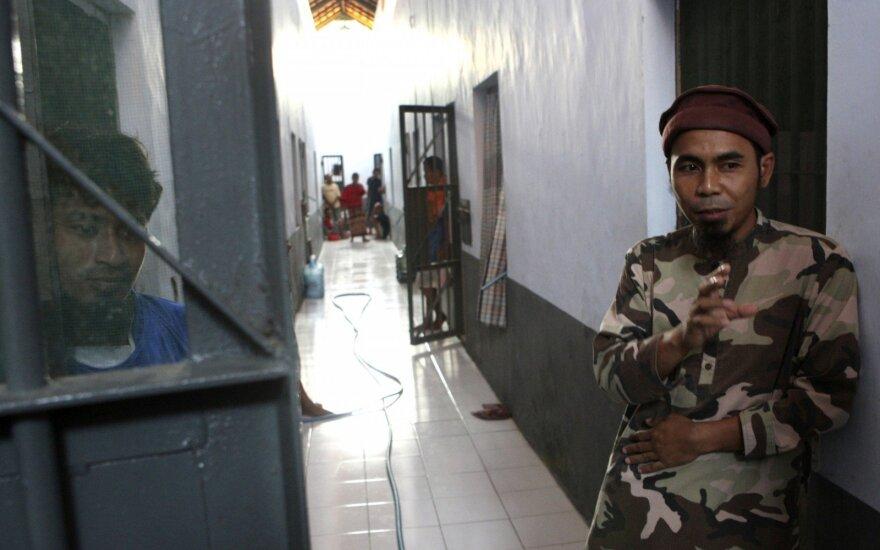Indonezijos provincija svarsto įvesti nukirsdinimo bausmę