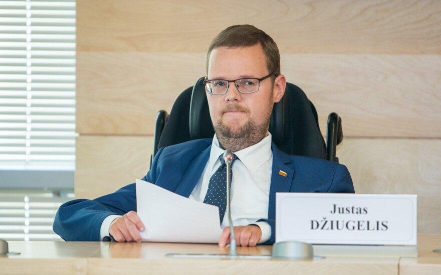 Justas Džiugelis