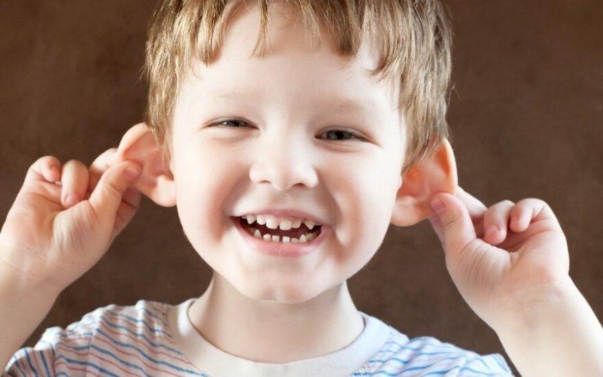 Plastikos chirurgo komentaras: ką reikia žinoti apie vaikų ausų operacijas?