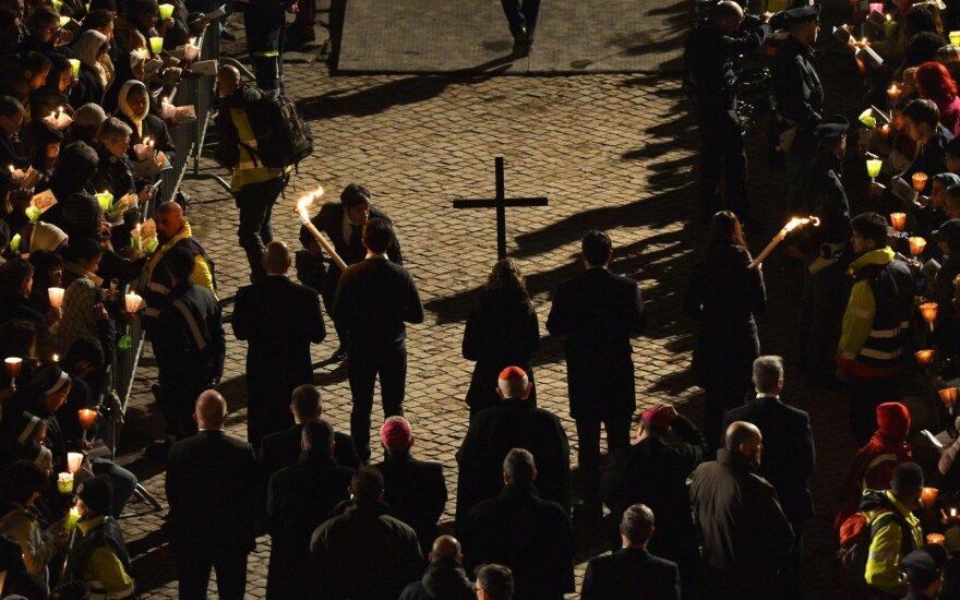 Vatikano institucijose atlikta krata dėl įtariamų finansinių nusikaltimų