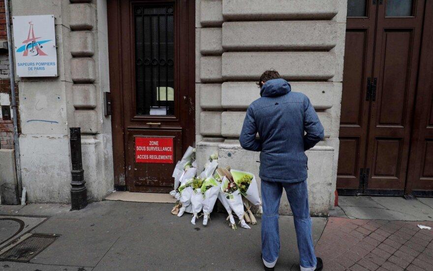 Sprogimo Paryžiuje aukų skaičius išaugo iki keturių