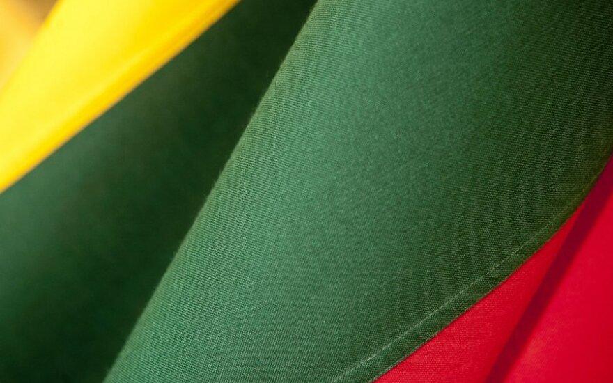 Trispalvė, Lietuvos vėliava