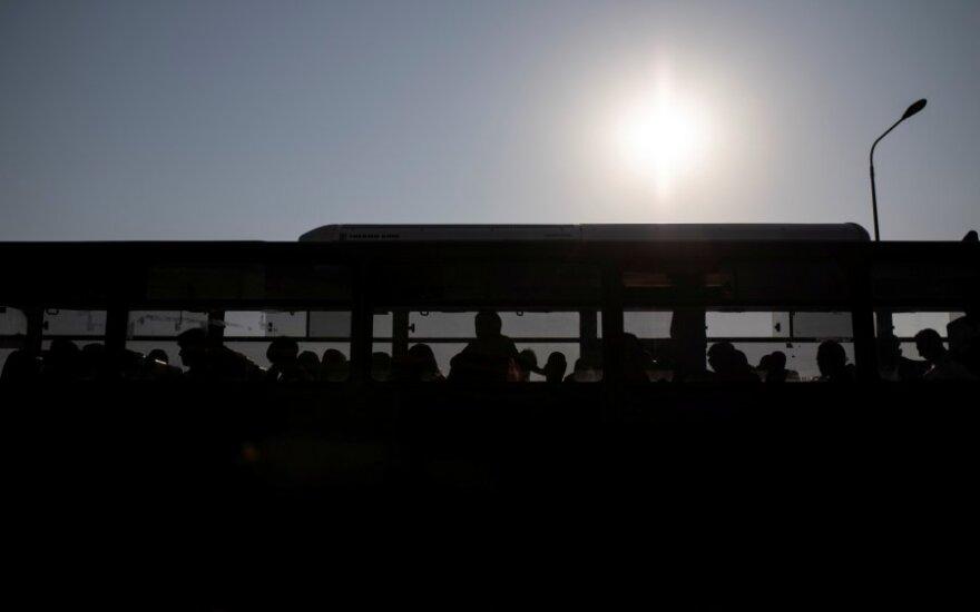 Autobusas Afganistane