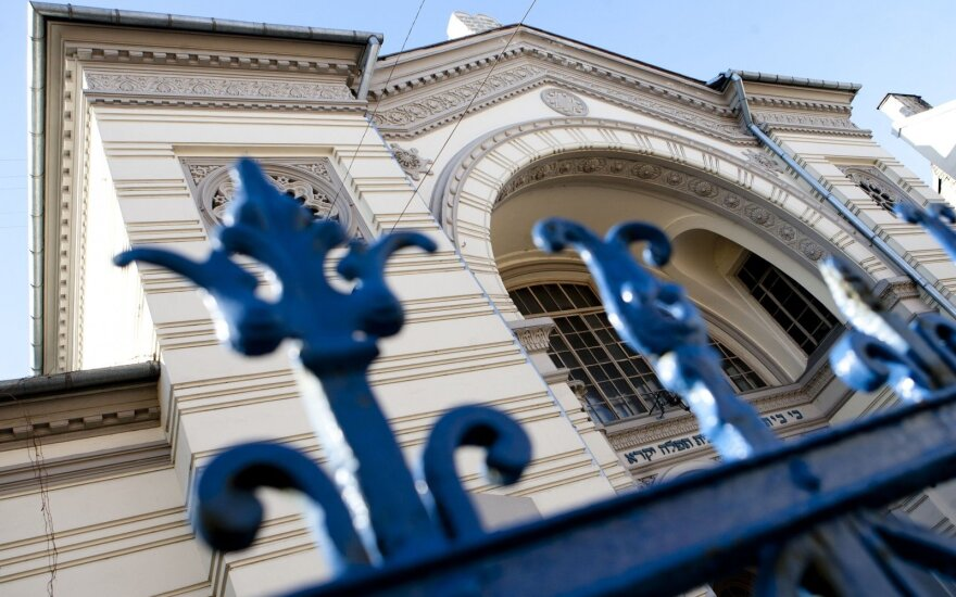Kalvarijos savivaldybė sieks sutvarkyti sinagogų kompleksą