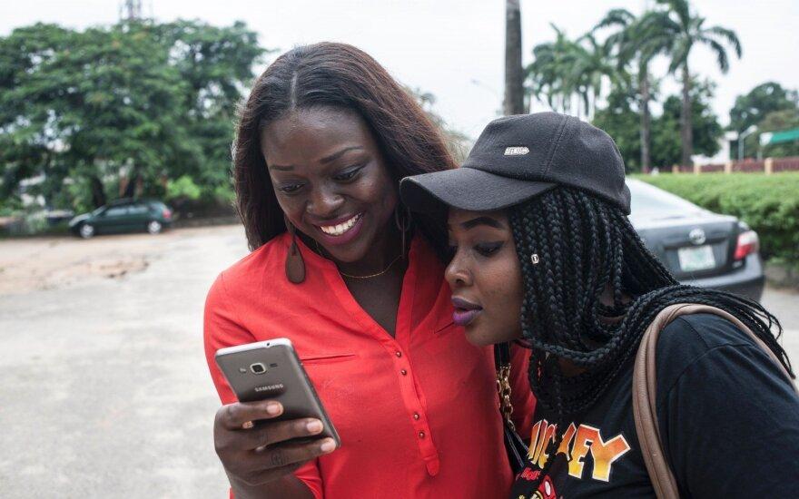 """""""Uber"""" Nigerijoje atrado aukso gyslą"""