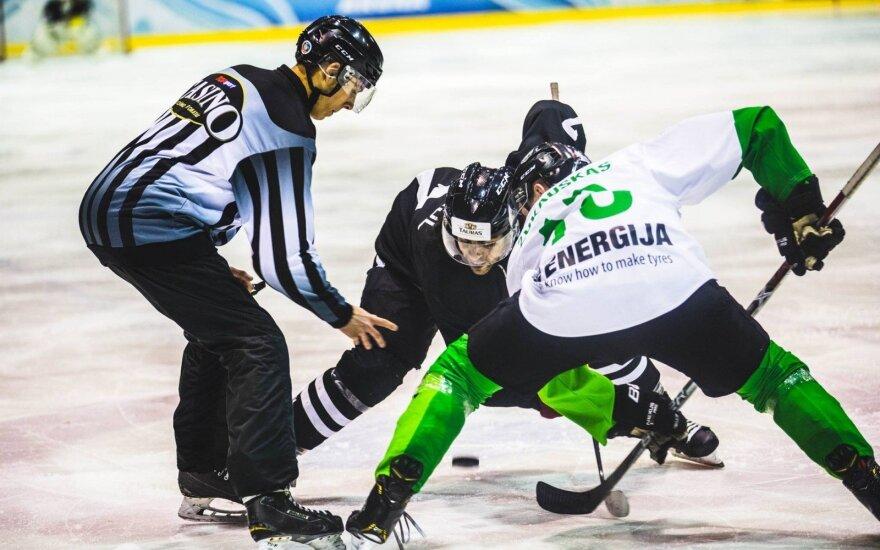 "Susitinka ""Hockey Punks"" ir ""Kaunas Hockey"" / Foto: ""Hockey Punks"""