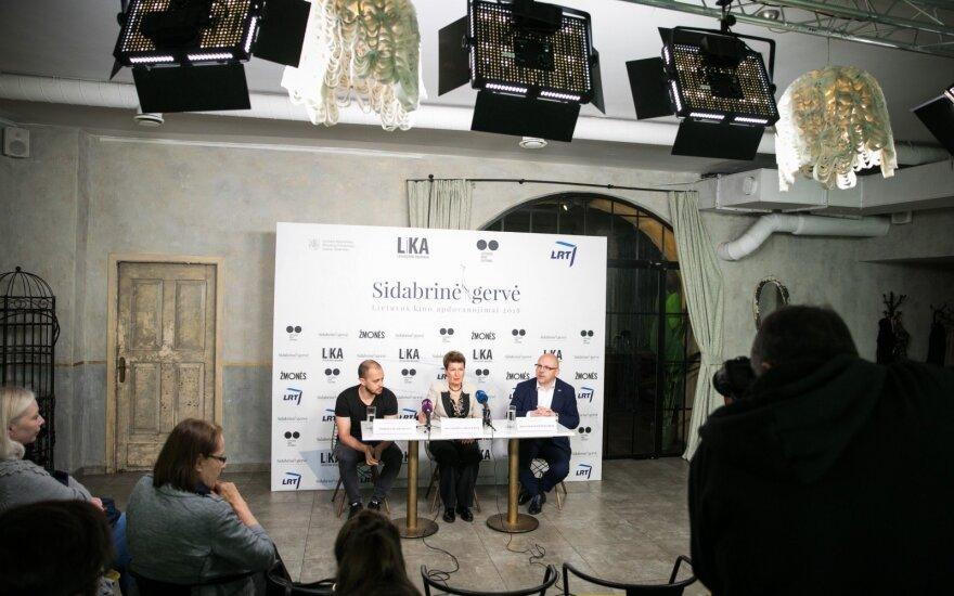 Andrius Blaževičius, Gražina Arlickaitė ir Rolandas Kvietkauskas