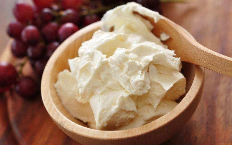 Maskarponės sūris