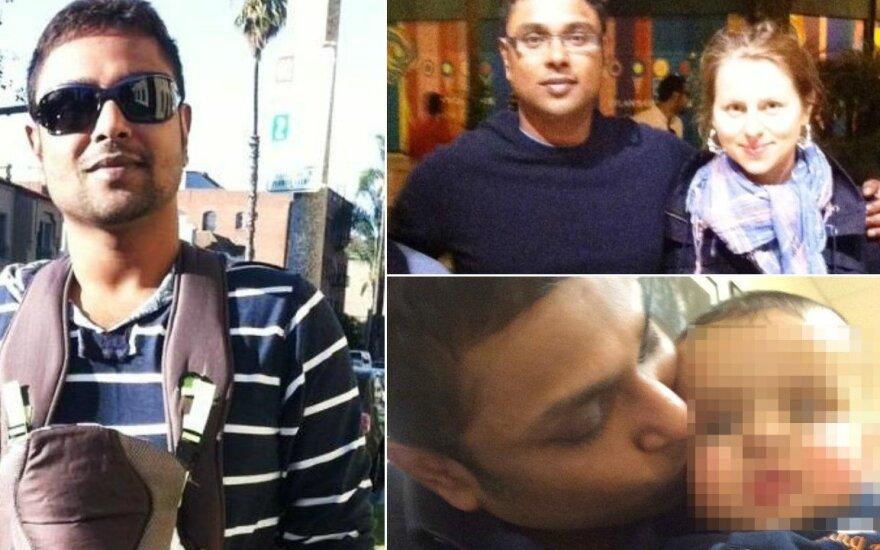 Pagrobęs kūdikį, vyras bėga į Indiją: lietuvė atvirai papasakojo savo tragiškos santuokos istoriją