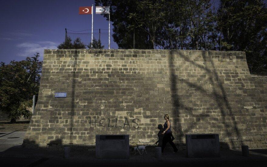 ES lyderiai ruošiasi pasmerkti Turkijos veiksmus Viduržemio jūroje