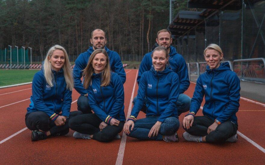 Nacionalinė sportininkų asociacija (Foto: Danielius Bondorovas)