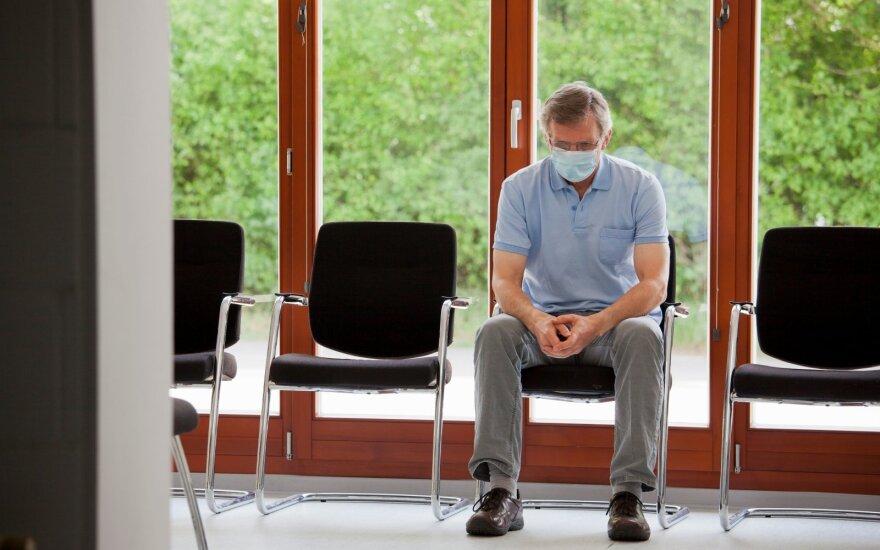 Vyro tyrimų rezultatai nustebino net gydytojus.