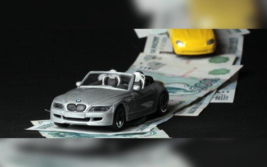 Automobilių rinka: kietai nusileidę pakilsime švelniai
