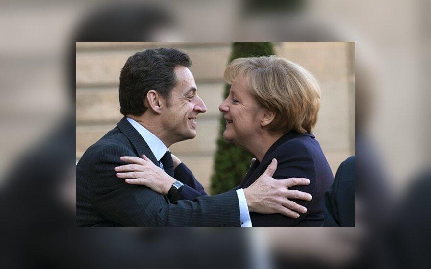Vakarų Europos lyderiai rytų europiečiams siūlo gelbėtis patiems