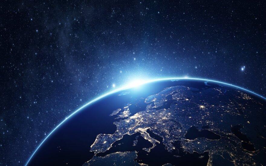 Planeta Žemė.