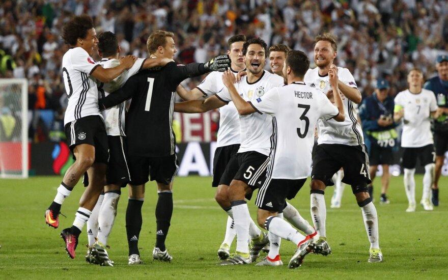 Euro 2016: Vokietija – Italija