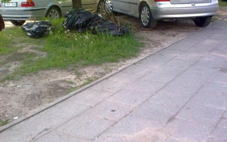 Vilniuje, Fabijoniškių g. 93, 2012 05 14-15