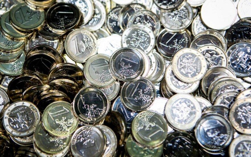 First Lithuanian Euros