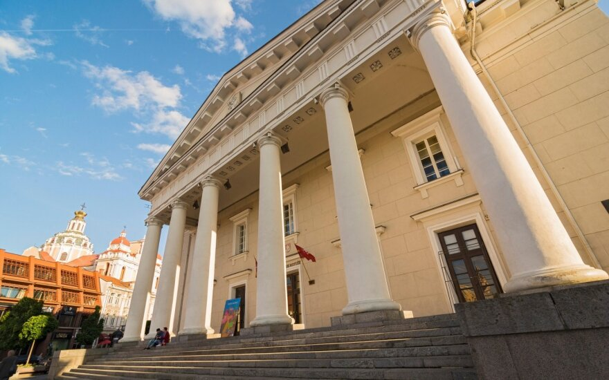 Rotušė, Vilnius