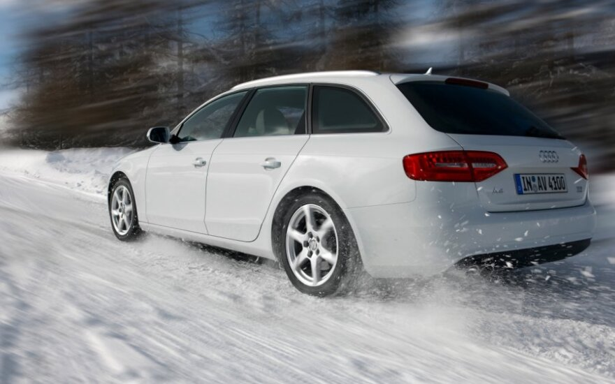 Važiavimas žiemą