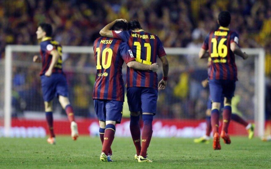 "FC ""Barcelona"" klubo futbolininkai"
