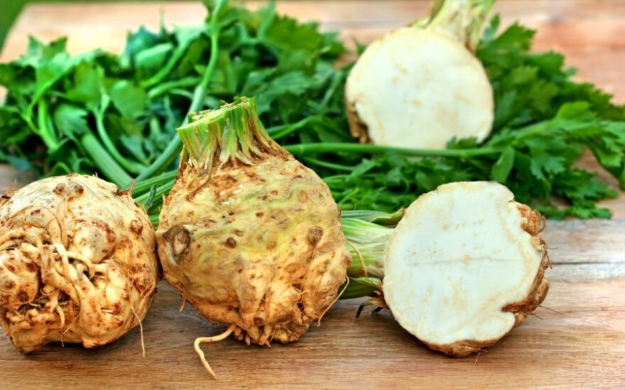 Daržovė, galinti pakeisti ir bulves, ir druską