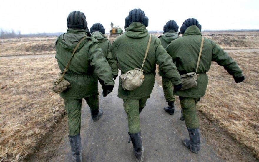 Rusija ruošiasi mobilizacijai?