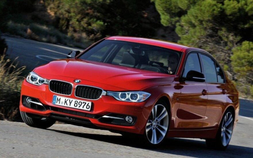 BMW 3-serijos sedanas
