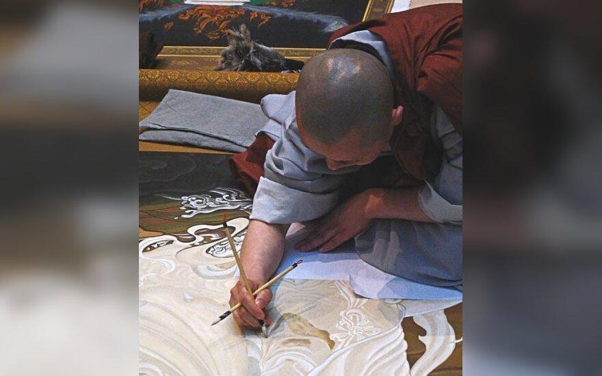 Tangwha, budistinis menas