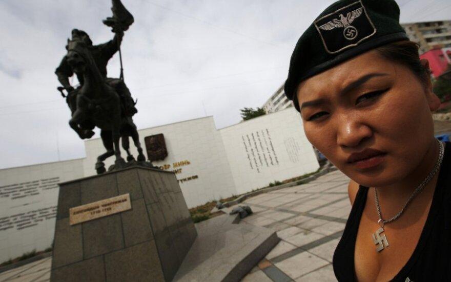 Mongolijos neonaciai