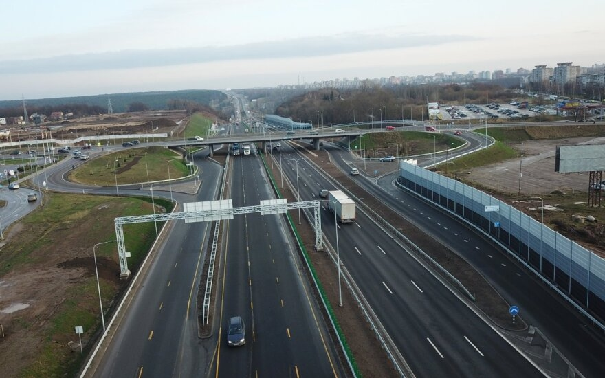 """Megos"" prieigos, kelias Vilnius – Klaipėda (A1)"