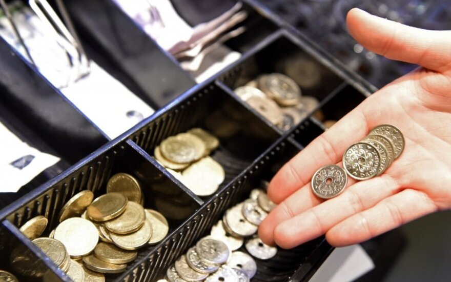 Danijos bankai imasi beprecedenčių priemonių