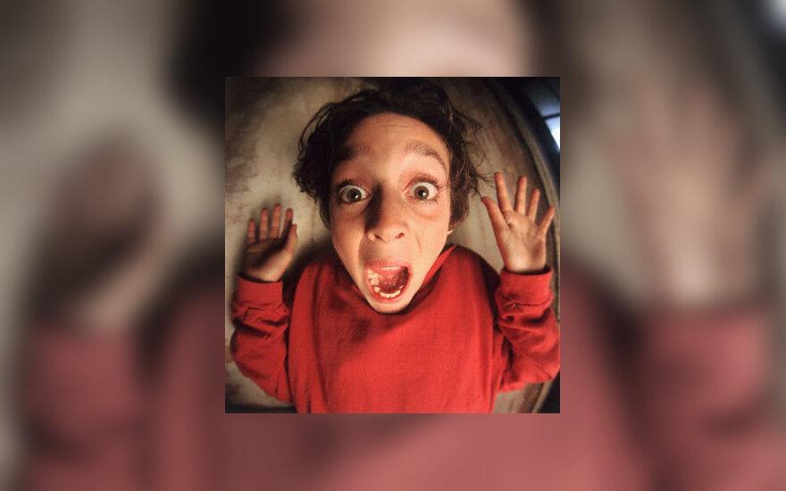 Vaikas, baimė, siaubas